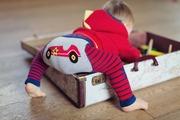CLASSIC CAR BABY LEGGINGS